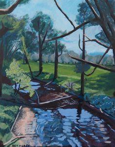 Yarra Valley stream