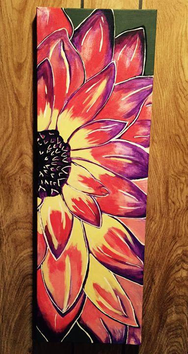 Dalia - Amanda's Art
