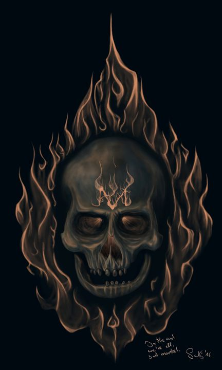 Mortality - Ruff Santi