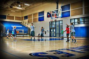 Basketball PeeWee