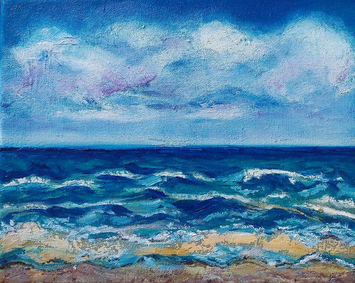 Storms to follow - Rachel Dziga