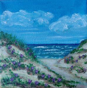 Dunes in Bloom