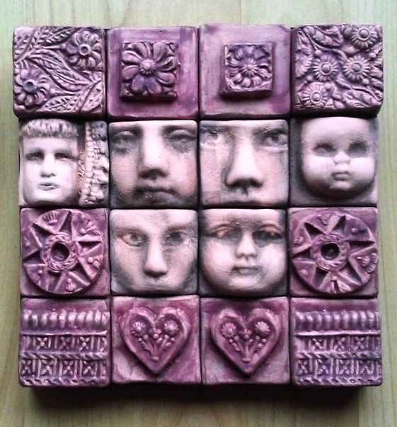 20 x 20 Glazed Puzzle - TOGY