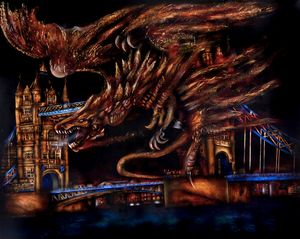 The Dragon of Westminster