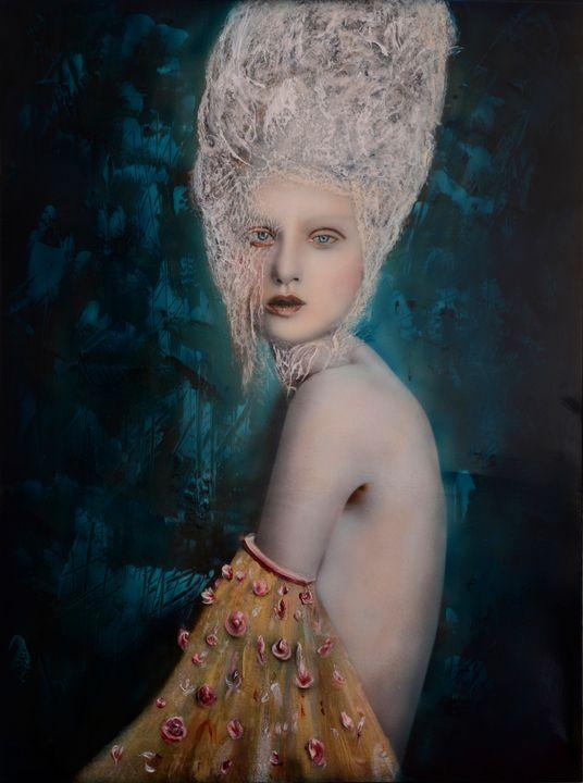 Newness - Grant Rose fine art