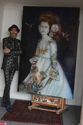 Grant Rose fine art