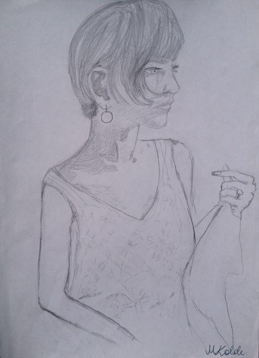 Daisy Buchanan - MKolde