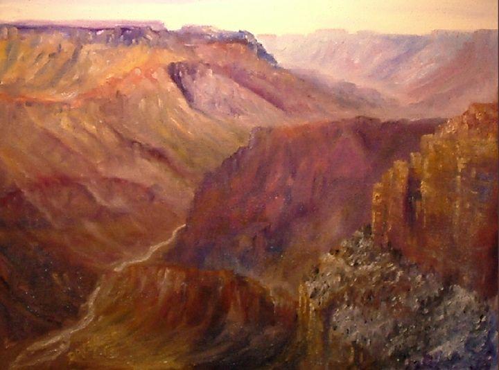 Grand Canyon USA - Dave E. Iles Fine Art