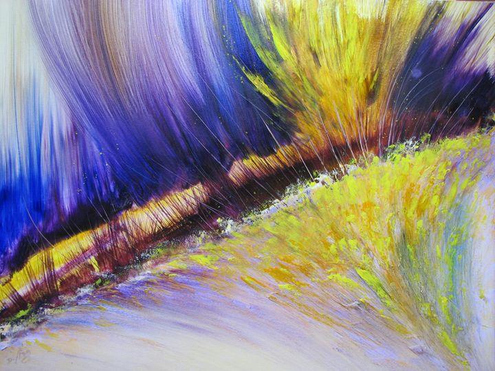 Satin Silence - Dave E. Iles Fine Art