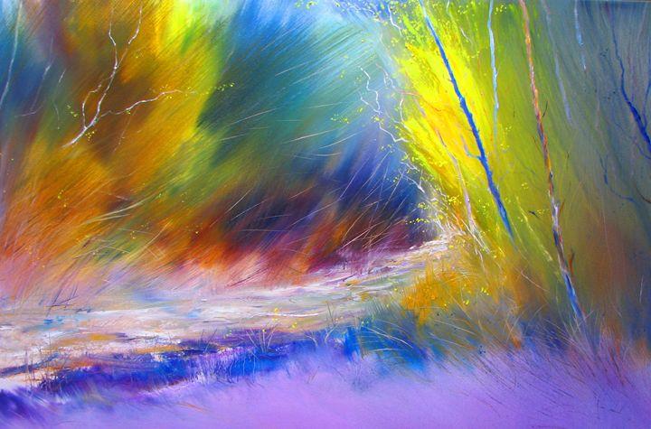Velvet Mist - Dave E. Iles Fine Art