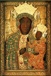 Our Lady of Czestochow Black Madonna
