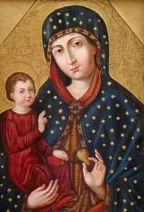 Madonna and Child from Poland