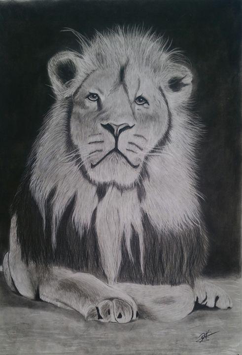 lion - DK art