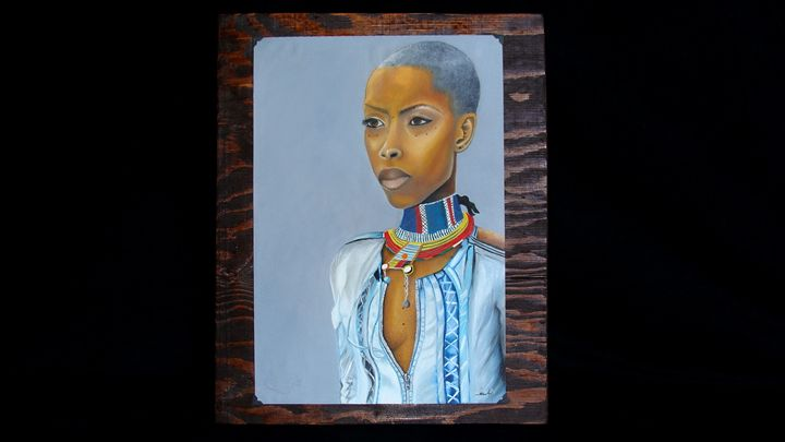 Erykah Badu - Unum Gallery