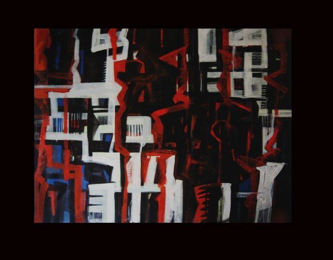 Civilization II - Paintings by Dipak Seal