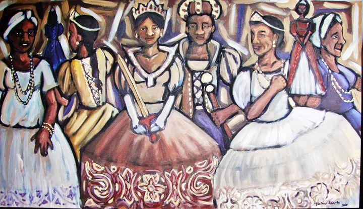 Rural maracatu - Mariana Amorim