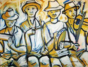 Brazilian musicians