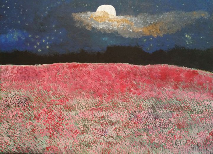 Wildflowers - Katie Kaboom Art