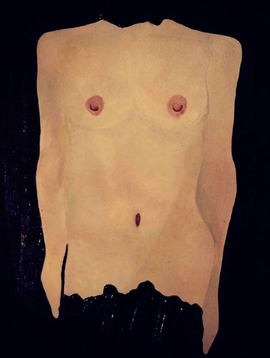 Barren - Katie Kaboom Art