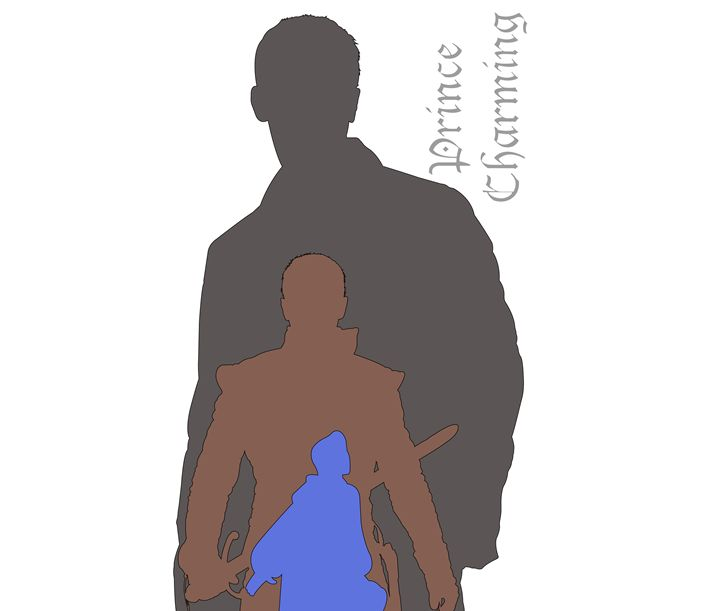 David Nolan/ Charming - CMEillustration