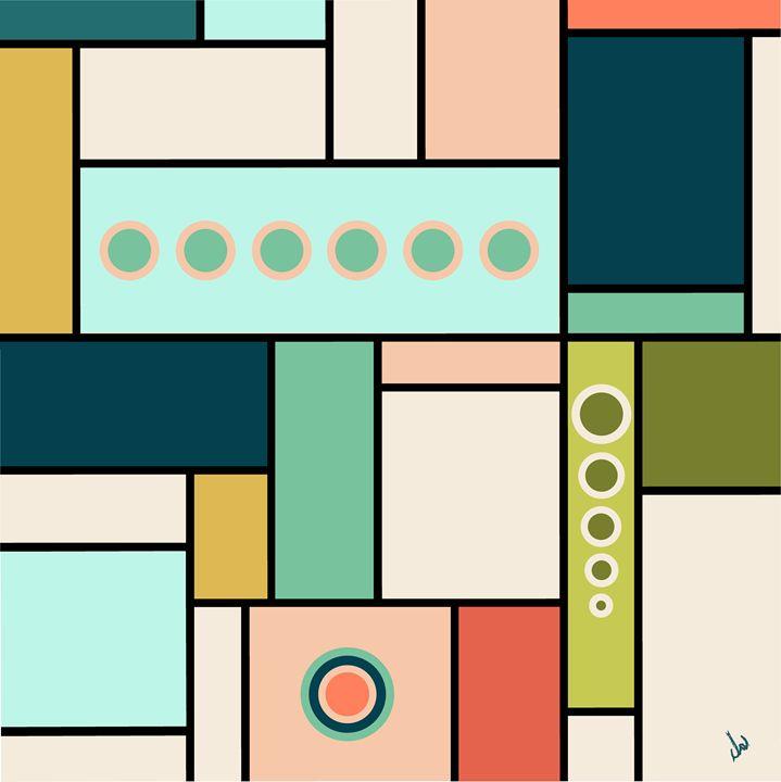 Blocked 2 - Diana de Avila's Art
