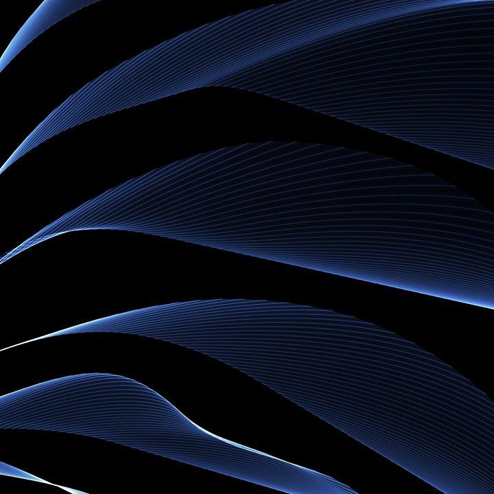 Blue vibration - P.I.A. Creative