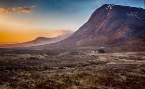 Glen Coe Sunrise