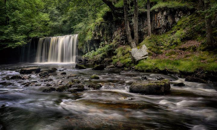 Sgwd Gwladys / Lady Falls - Ceri David Jones