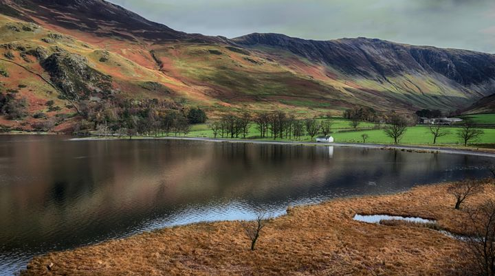 Buttermere - Ceri David Jones