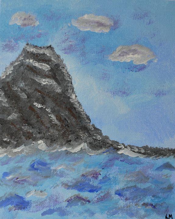 The Mountain - Epanouie