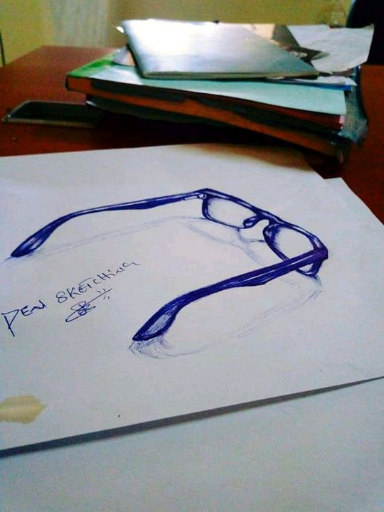 Pen specks - Anuels Art