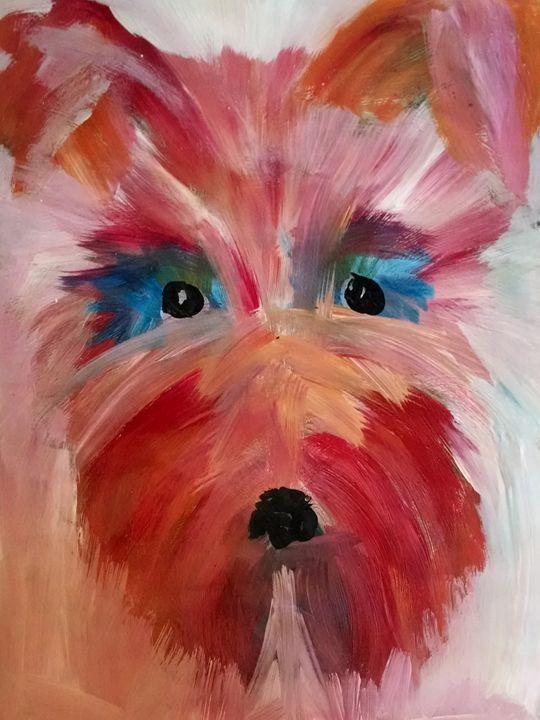 Dog Art Collection - EricaJ-LA Dog Portraits