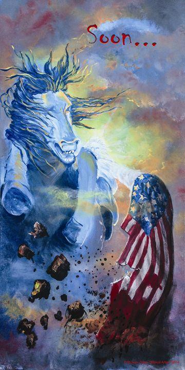 SOON - Prophetic art