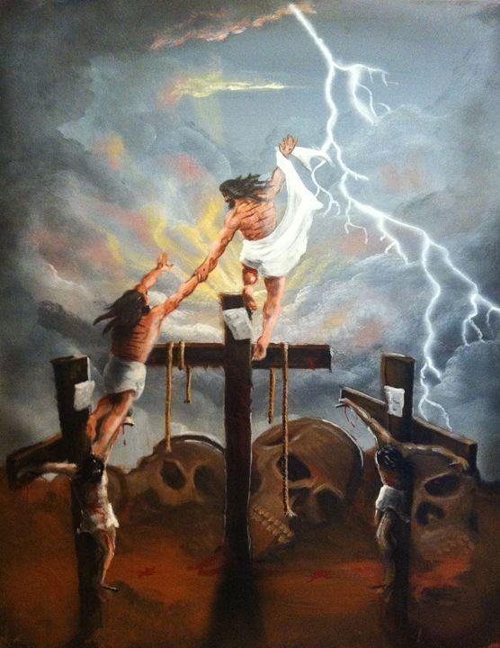 TODAY - Prophetic art