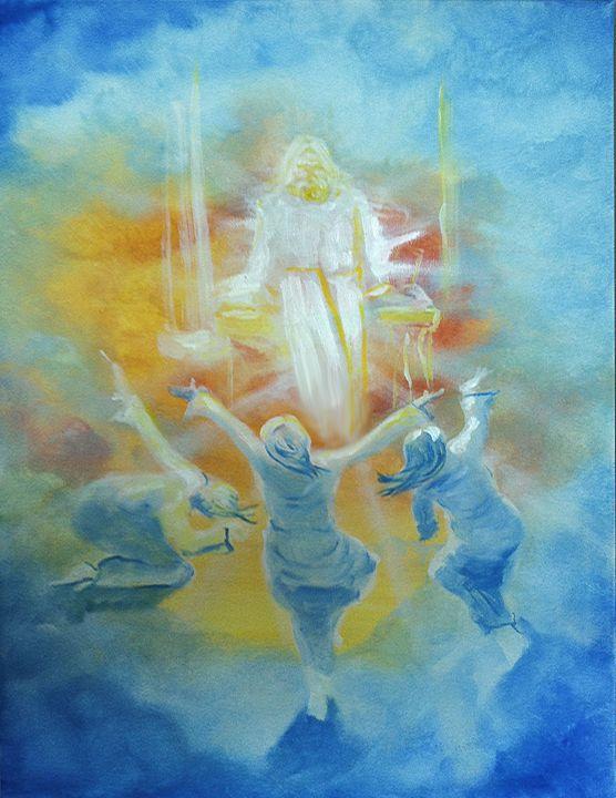 WORSHIP - Prophetic art