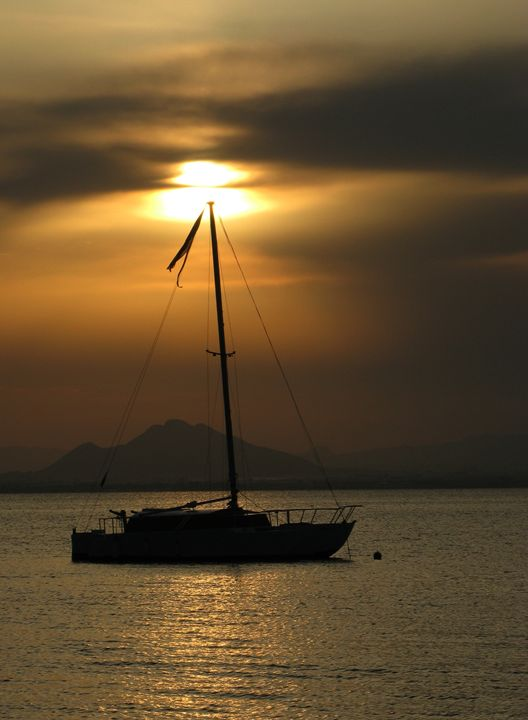 Fantastic Boat - Artypix Sam Williams