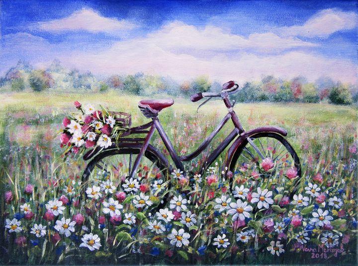 Flower Day - Vesna Martinjak