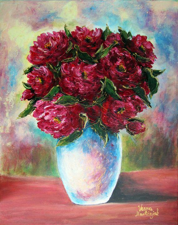 magical bouquet - Vesna Martinjak