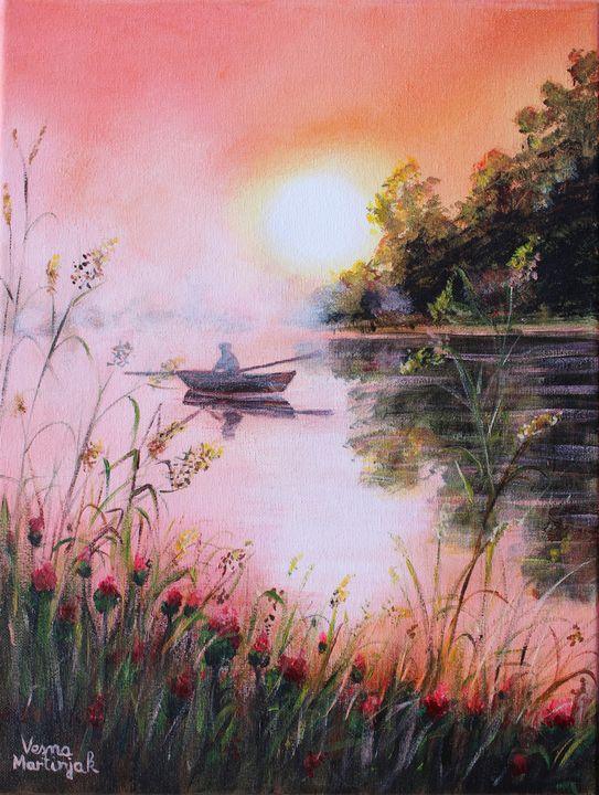 Fog On The River - Vesna Martinjak
