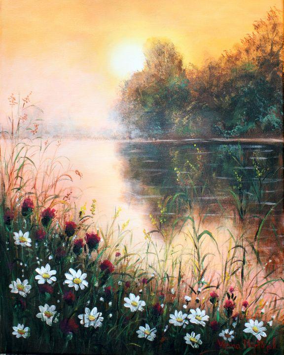 Foggy Morning - Vesna Martinjak