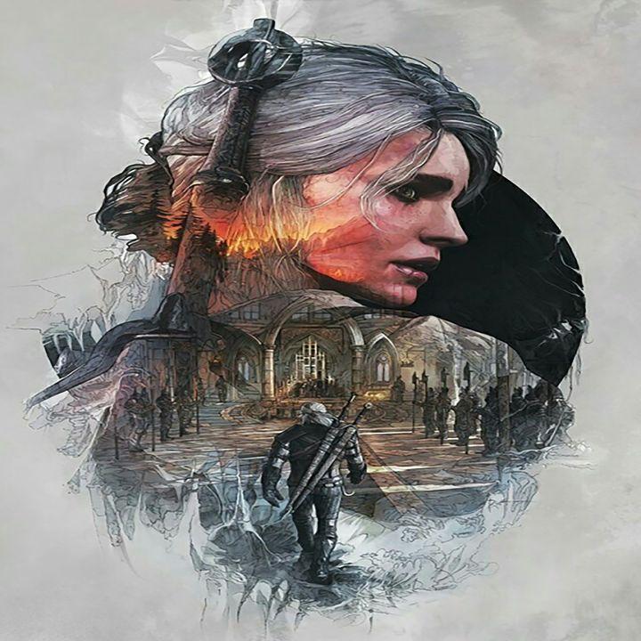 Ciri Witcher 3 - GamersRespite
