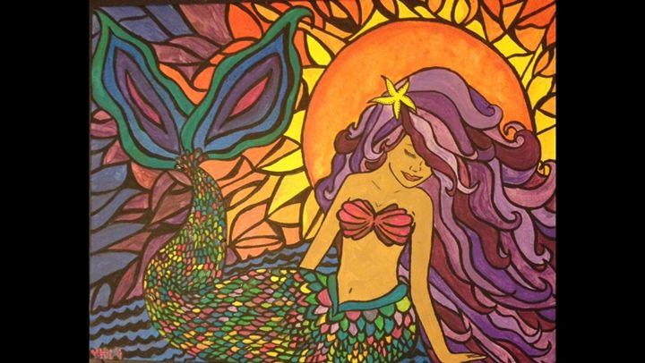 Sirena Sunset - Yesi Giles