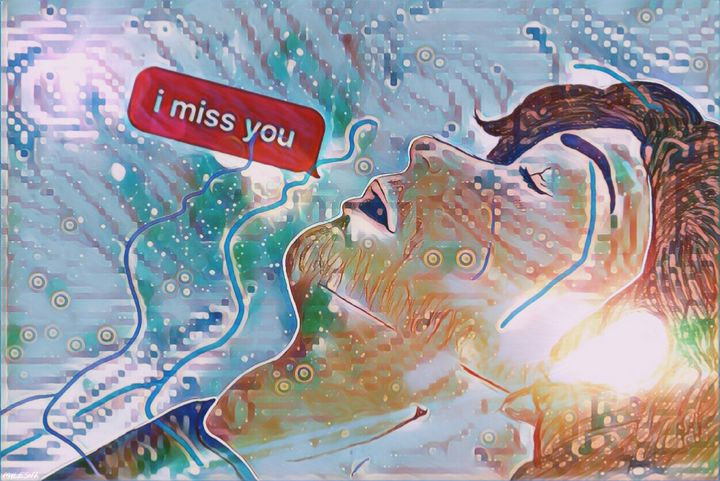 I Miss You - Milestone Artwork