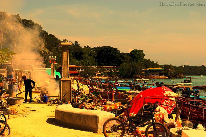 Phi Phi island - HawkEye Photography