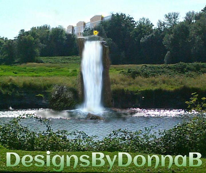 Enjoy the sceneries - DesignsByDonna & DbD Wall Art