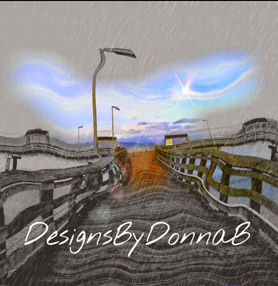 Calm behind the storm - DesignsByDonna & DbD Wall Art
