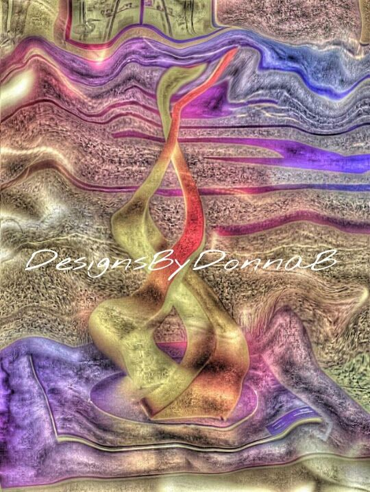 Its a colourful world - DesignsByDonna & DbD Wall Art