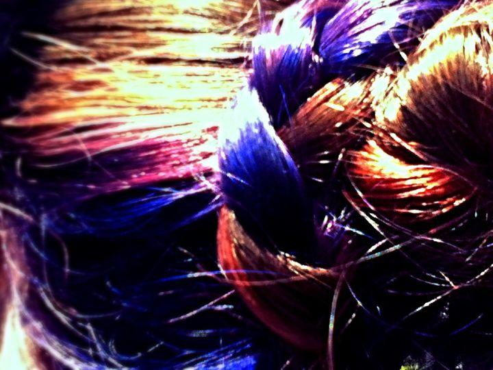 Purple Hair - Simply Me