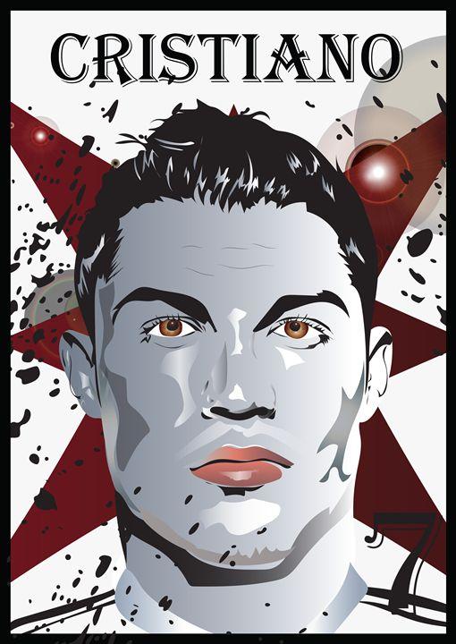 Cristiano Ronaldo - Colo Design