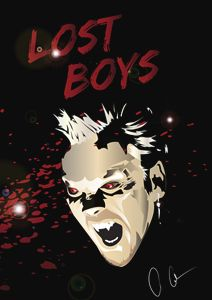 Lost Boys Illustration